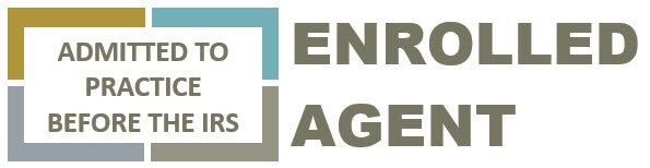 IRS enrolled agent logo